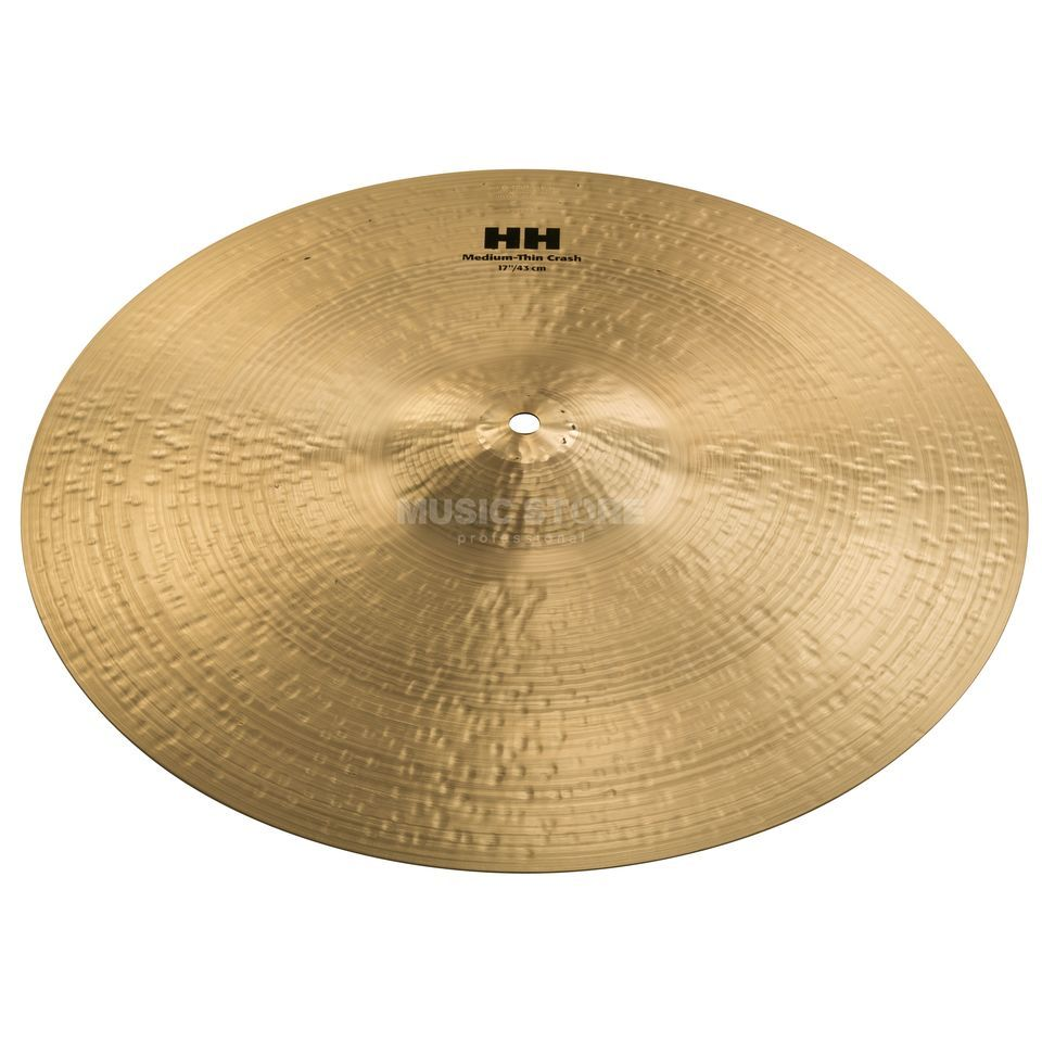 "Sabian HH Remastered Med. Thin Crash, 17"" Image du produit"