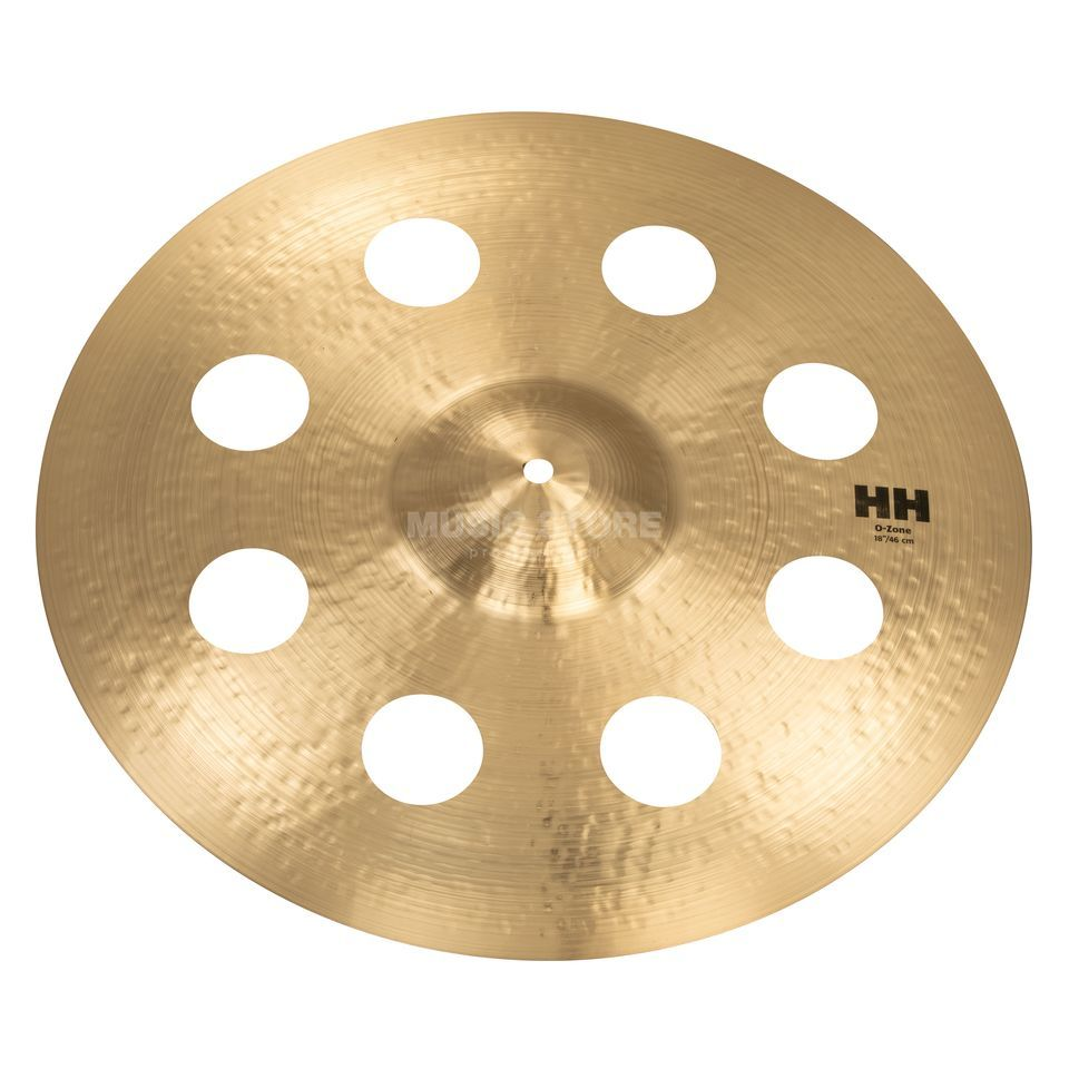 "Sabian HH Remastered O-Zone, 18"" Product Image"