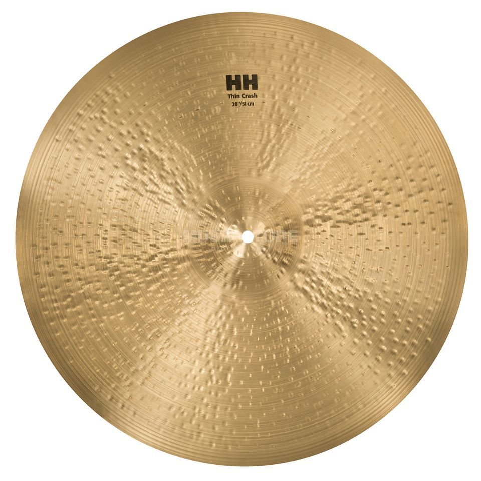 "Sabian HH Remastered Thin Crash 20"" Image du produit"