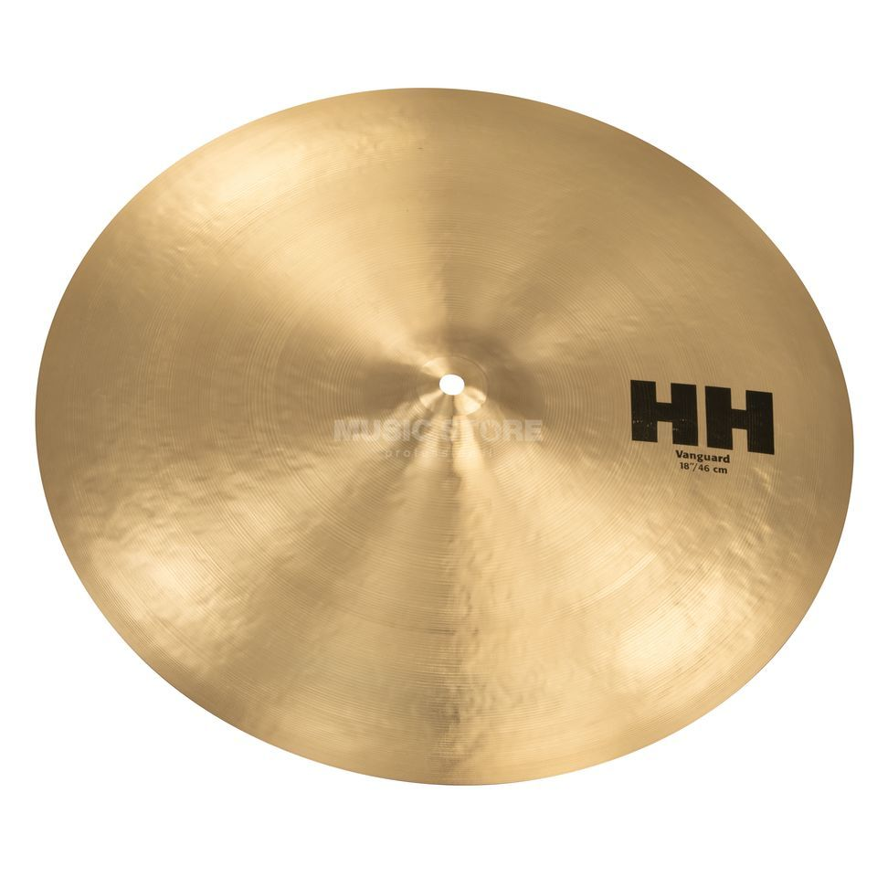"Sabian HH Vanguard Crash 18"", Remastered Produktbillede"
