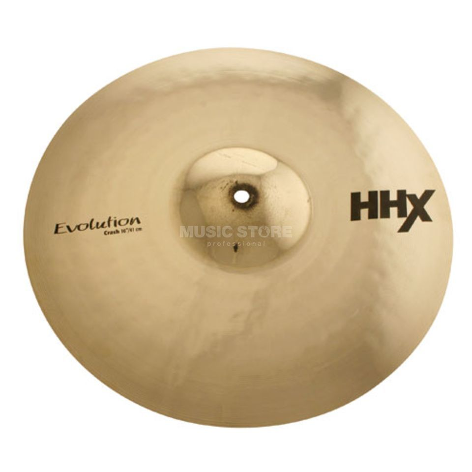 "Sabian HHX Evolution Crash 16"" Brilliant Produktbillede"