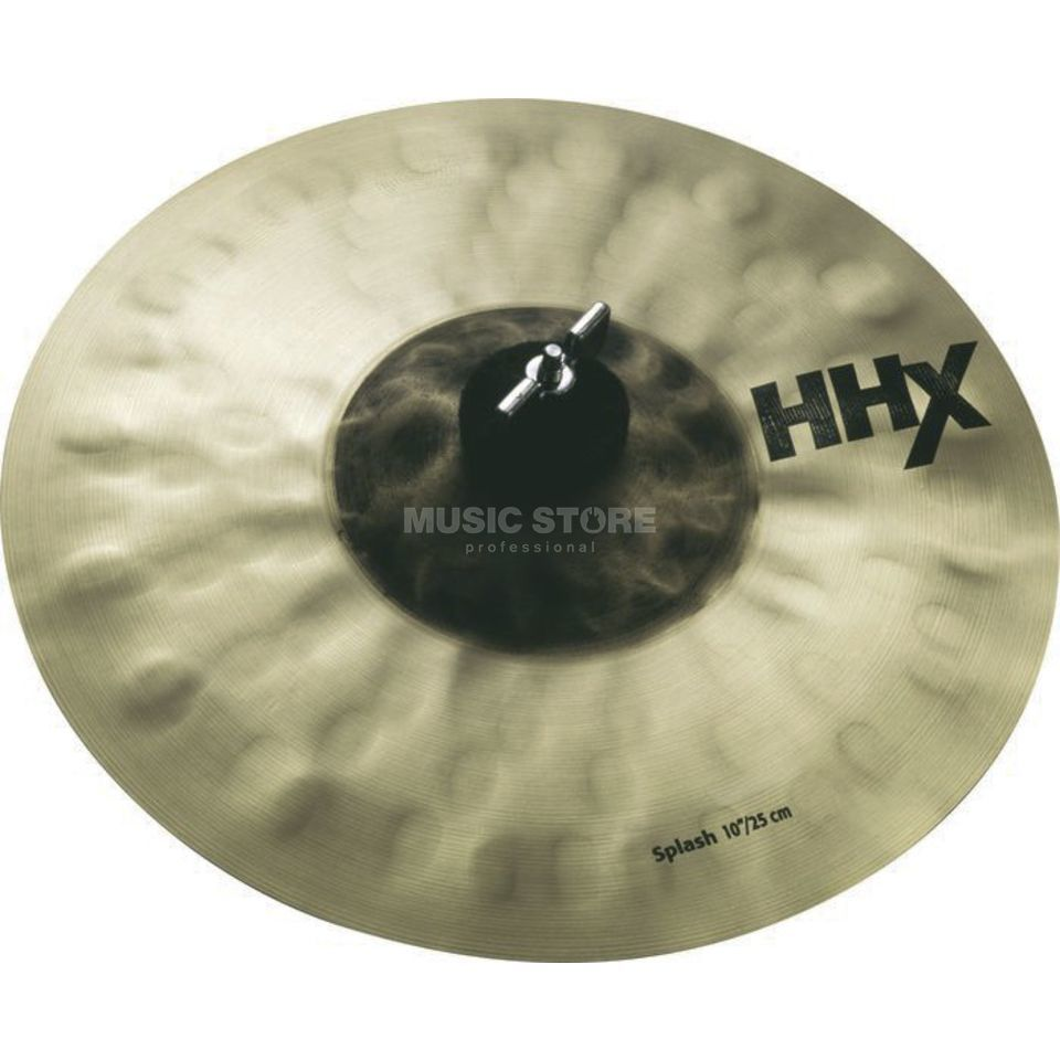 "Sabian HHX Splash 10"" Brilliant Produktbild"