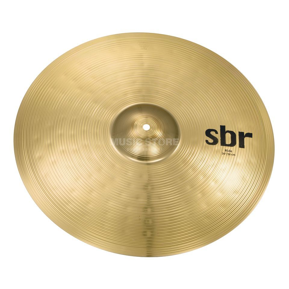 "Sabian sbr Ride 20"", Medium Produktbillede"