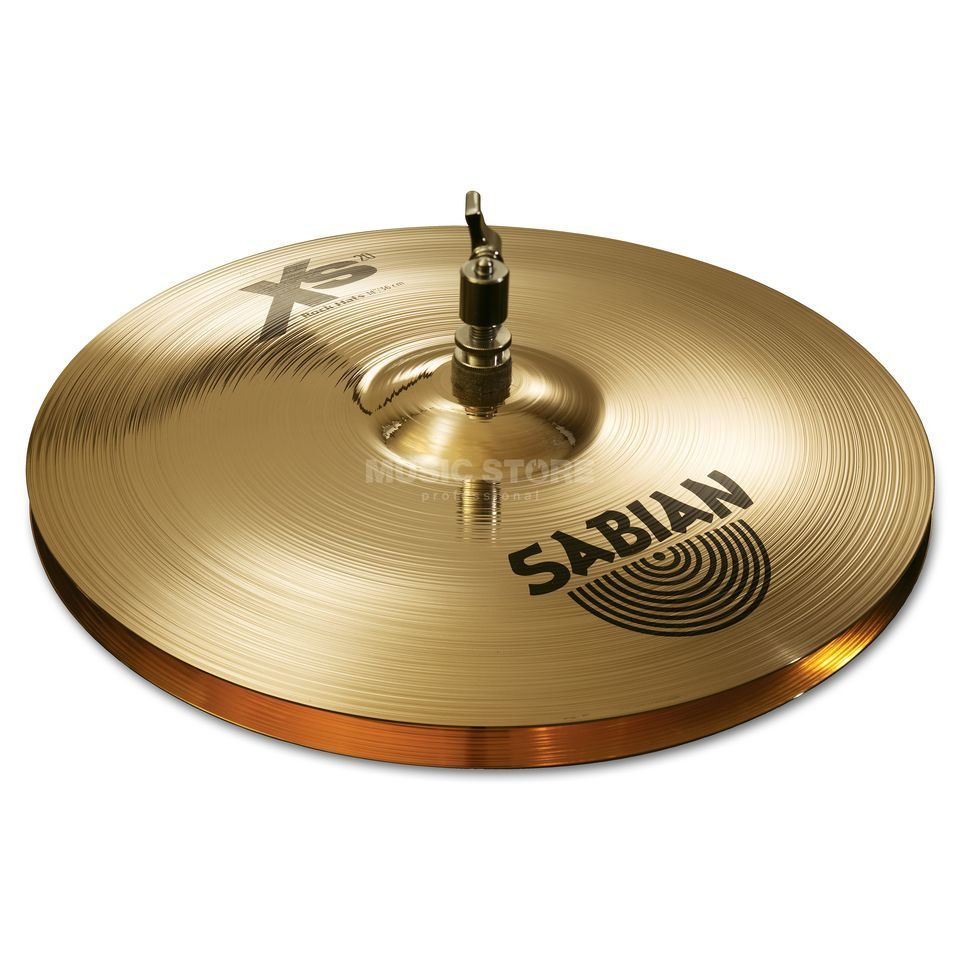 "Sabian XS20 Rock HiHat 14"", Brilliant Finish Produktbillede"