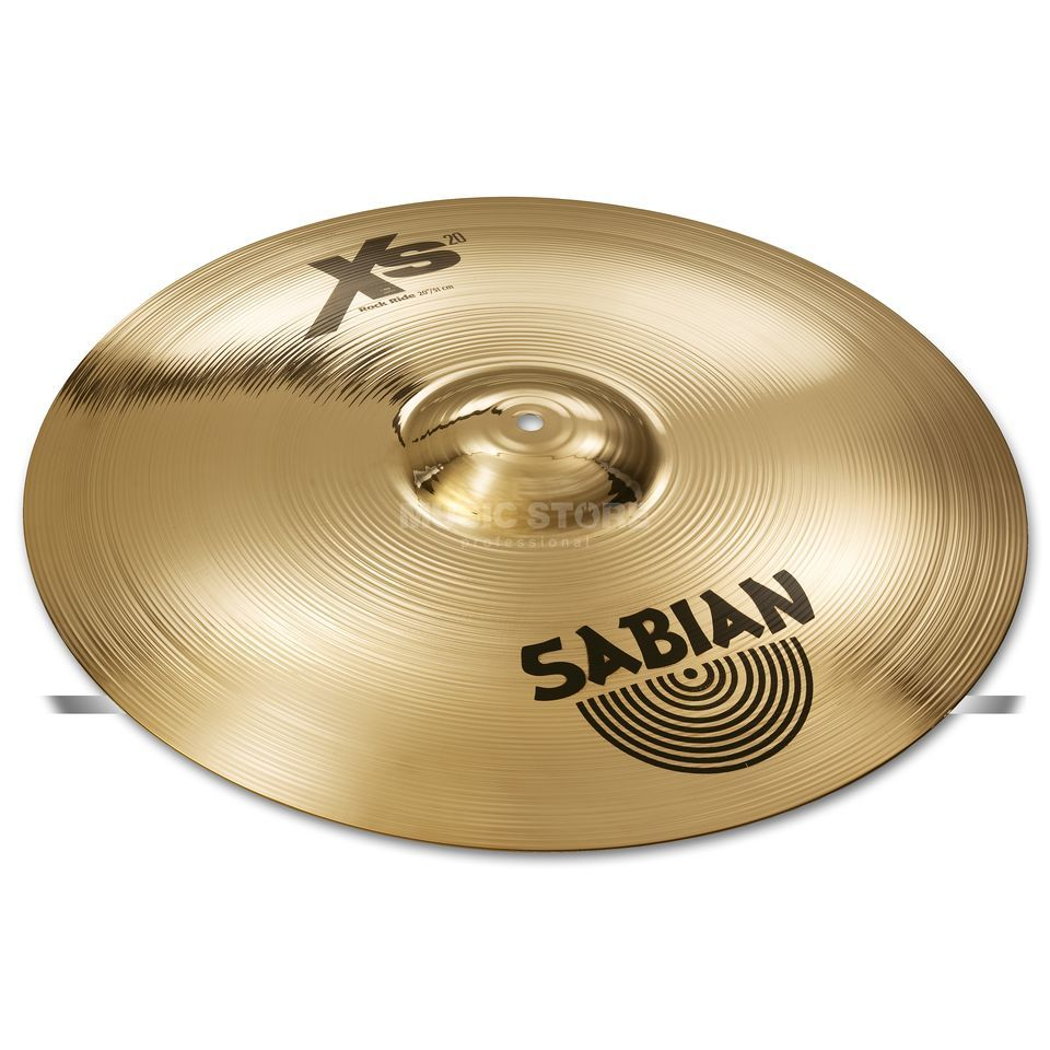 "Sabian XS20 Rock Ride 20"", Brilliant Finish Produktbild"
