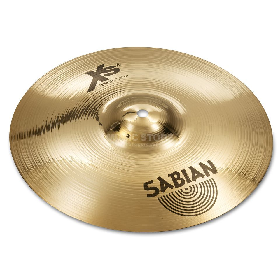 "Sabian XS20 Splash 12"", Brilliant Finish Produktbillede"