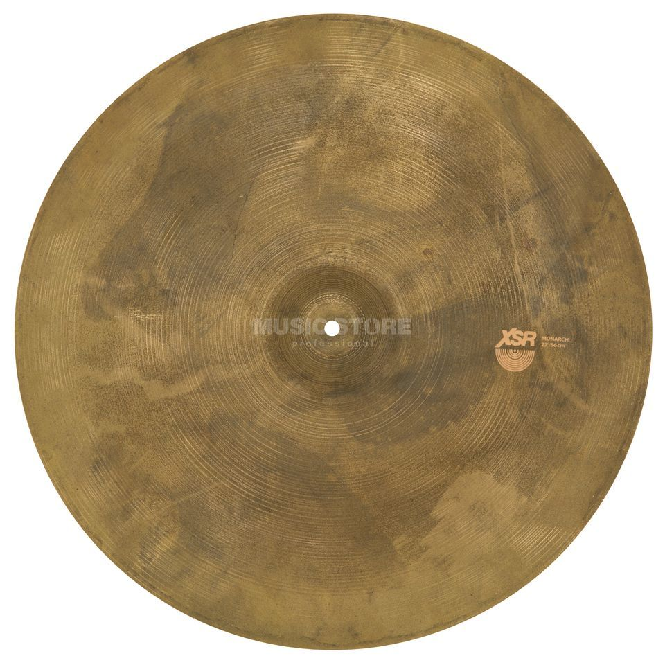 "Sabian XSR Monarch Ride 22"" Product Image"