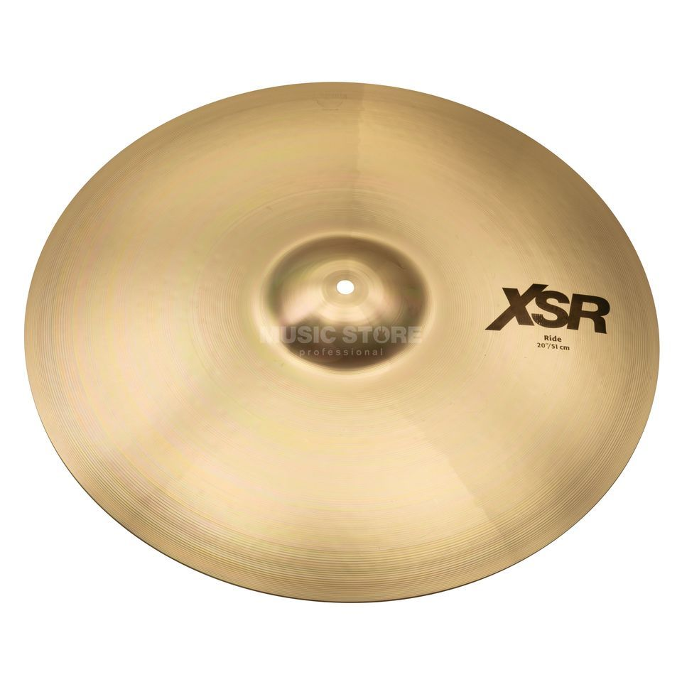 "Sabian XSR Ride 20"" Product Image"