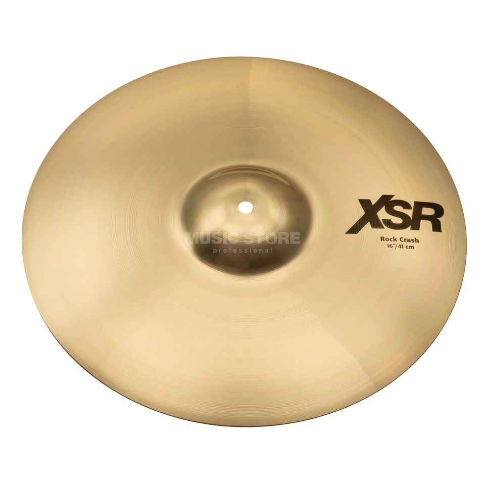 "Sabian XSR Rock Crash 16"" Product Image"