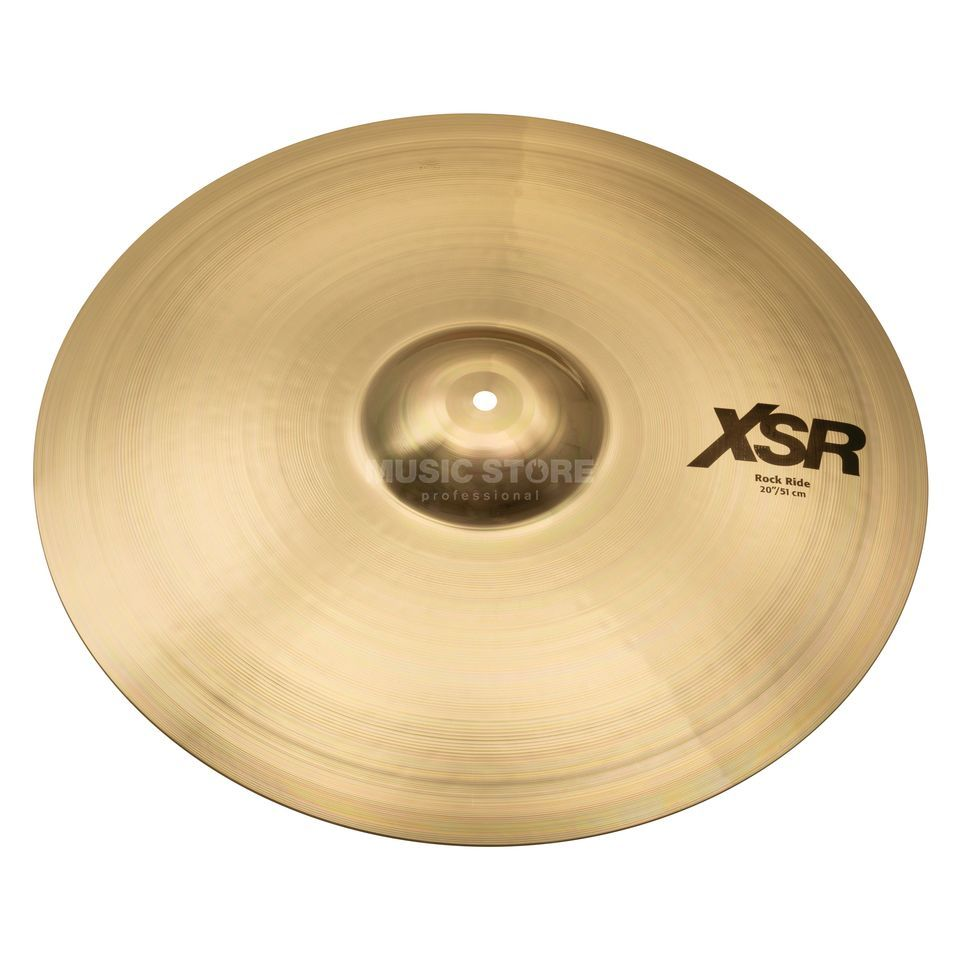 "Sabian XSR Rock Ride 20"" Product Image"