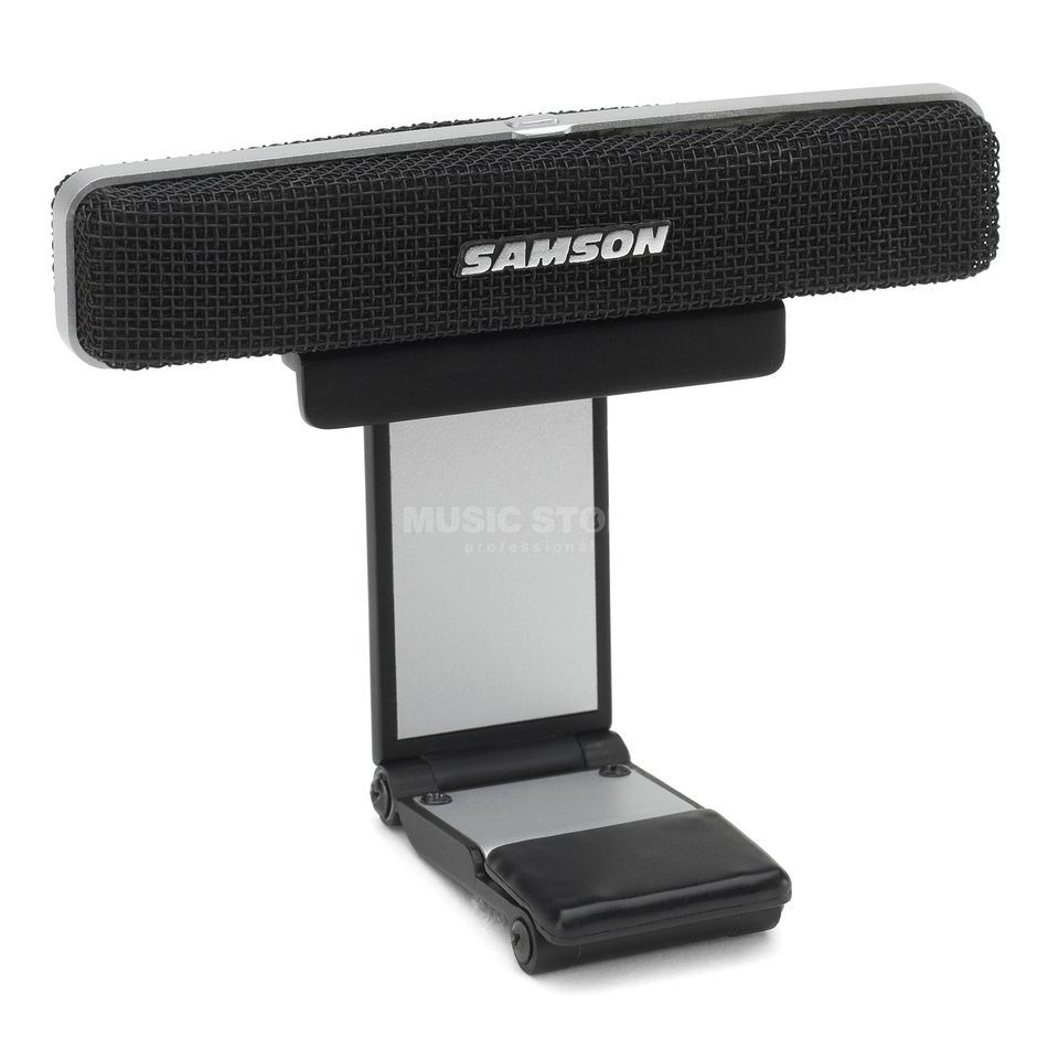 Samson GoMic Connect USB Mikrofon lieferbar/available July 2015 Produktbild