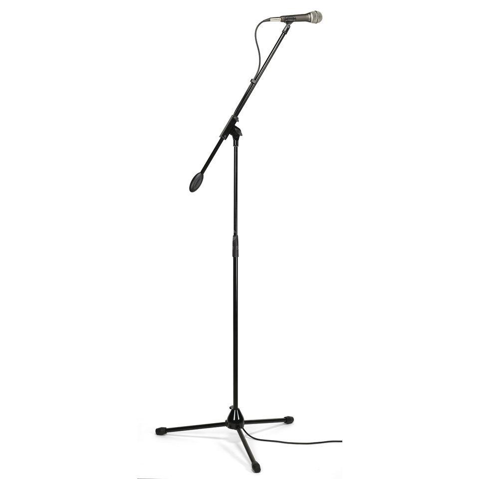 Samson Q7VP Dynamic Mic System Microphone Stand,Cable,Clip,Bag Product Image