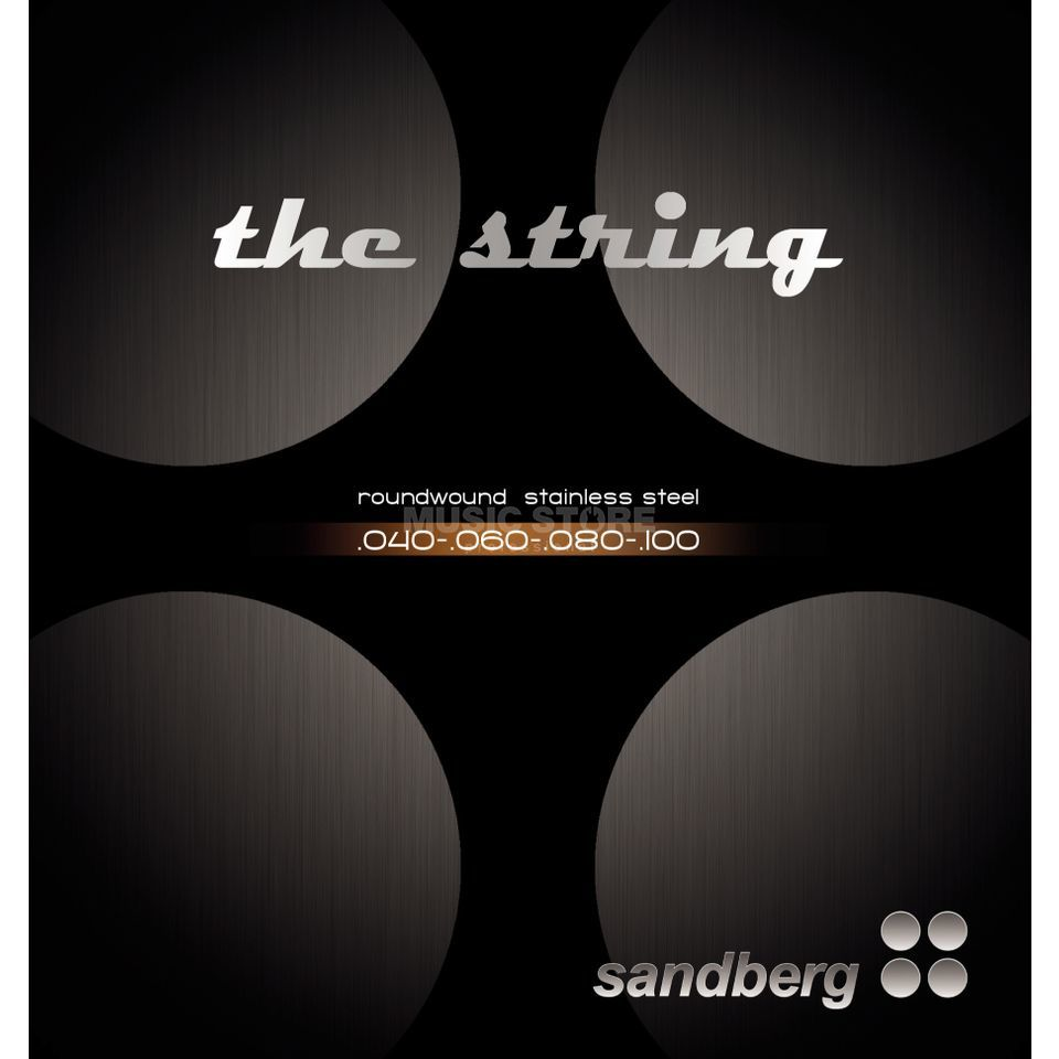 Sandberg Bass Strings 4-Set 040-100  Product Image