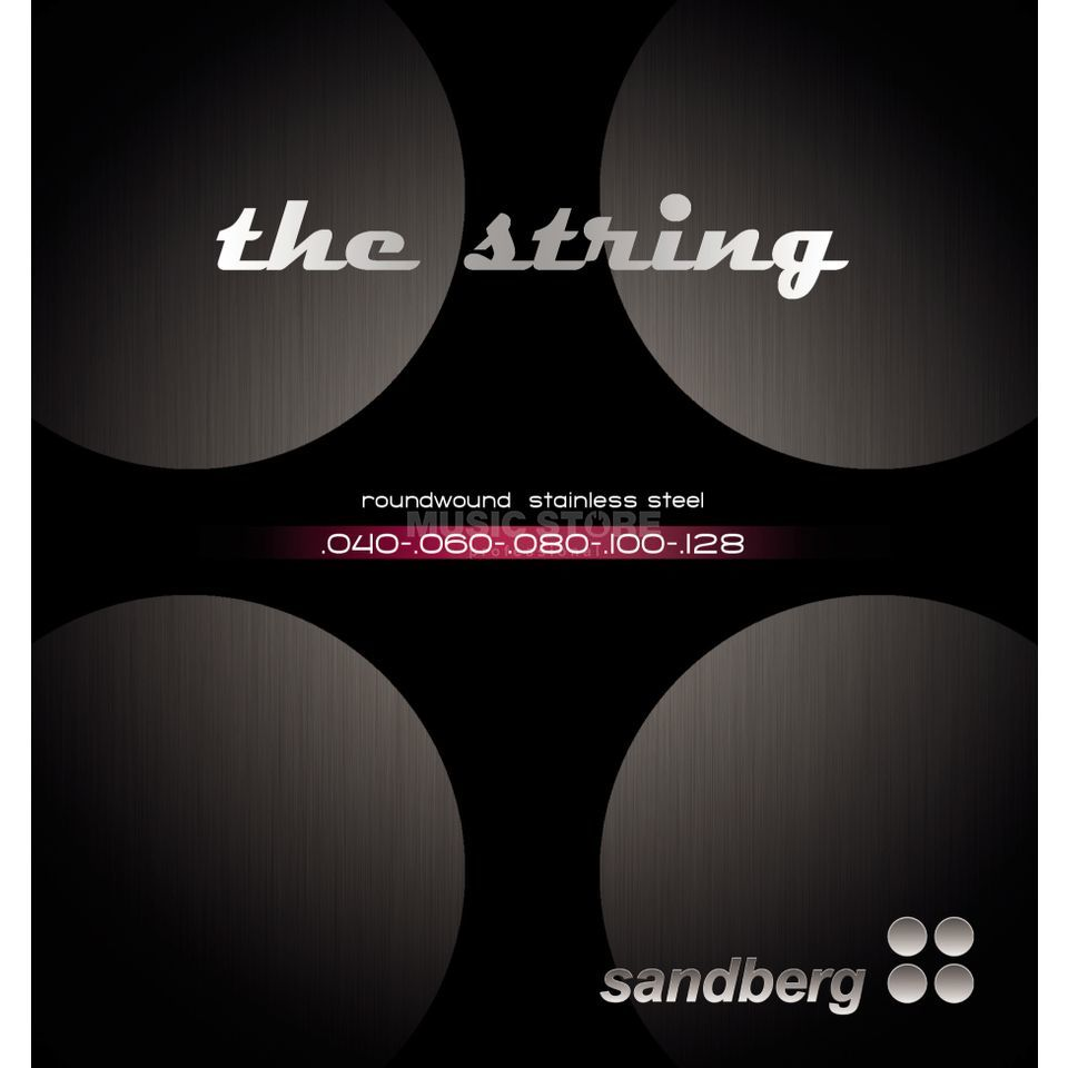 Sandberg Bass Strings 5-Set 040-128  Product Image