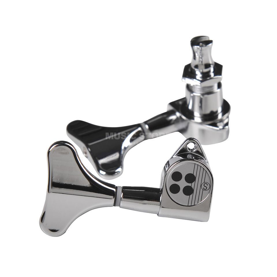 Sandberg Machine Head Diecast links Chrome Image du produit