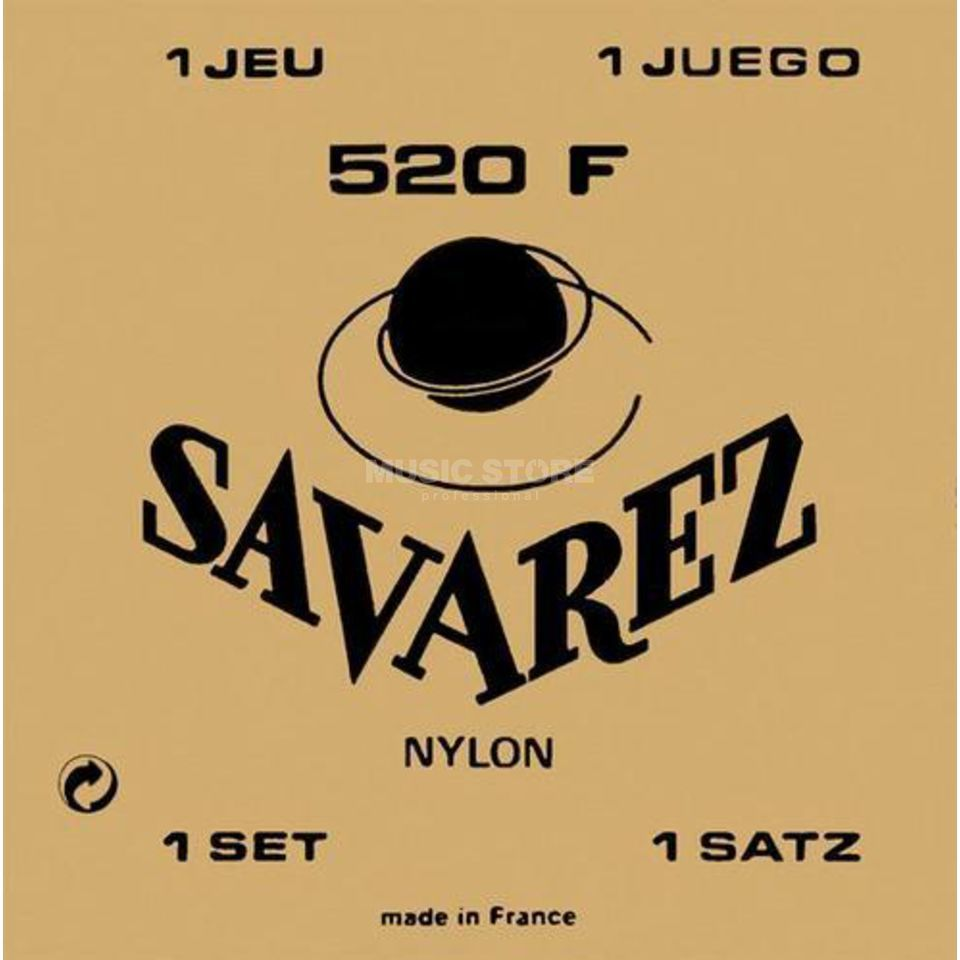 Savarez K-Git. Saiten 520F Rot High Tension Produktbild