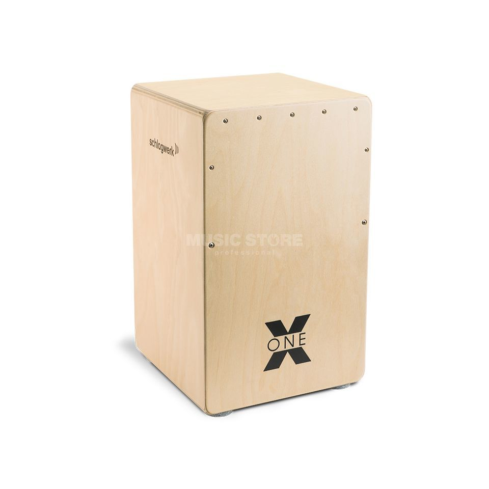 Schlagwerk Cajon X-One CP 101, Nature Product Image