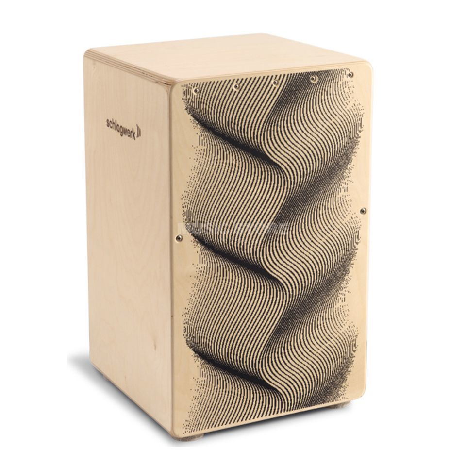 Schlagwerk Cajon X-One CP120, Illusion Product Image
