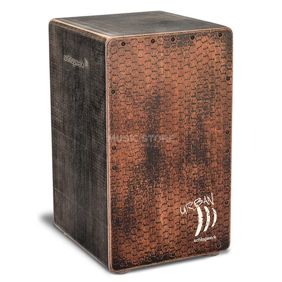 Schlagwerk CP5210 Cajon Urban OS Old Red Product Image