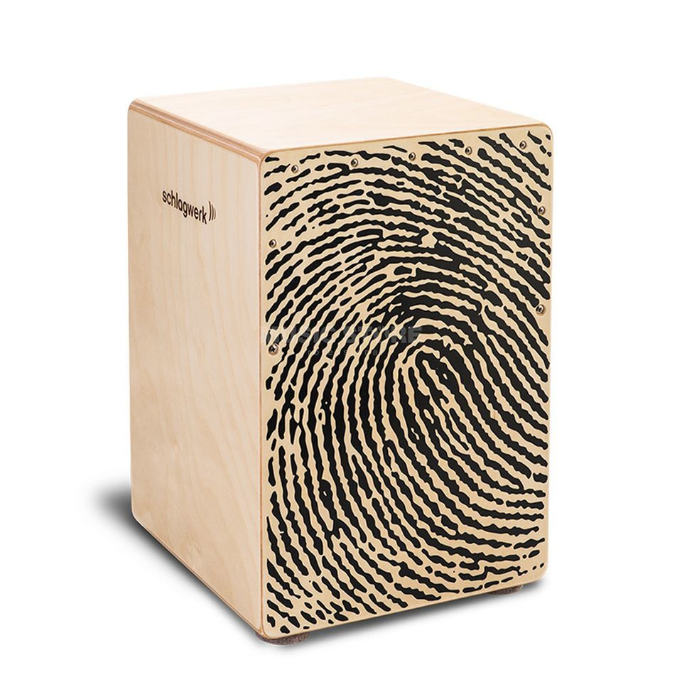 Schlagwerk Medium Cajon X-One CP118, Fingerprint Image du produit