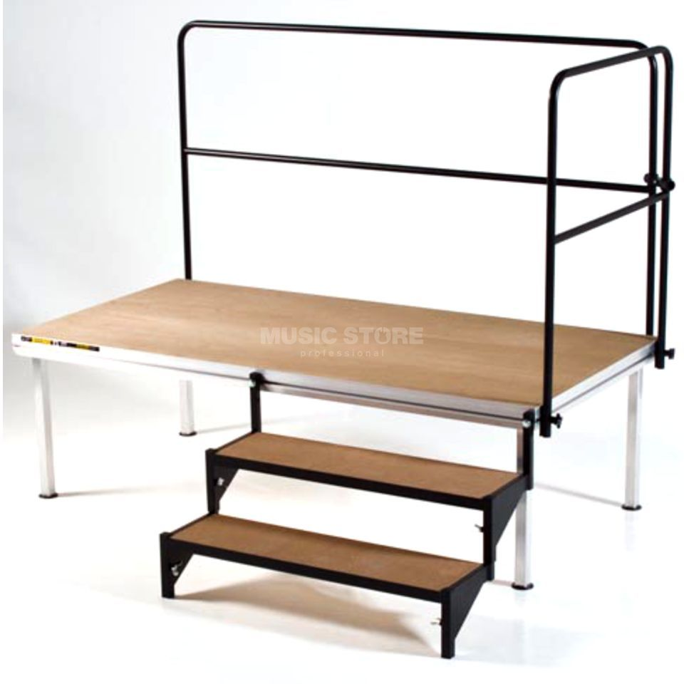 Schnakenberg NIVOflex Stairs 4-steps for Stages up to 100cm Produktbillede