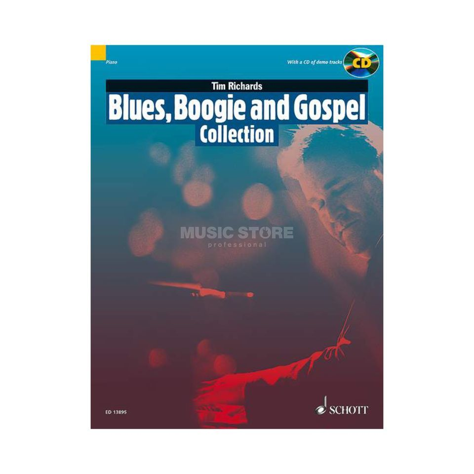 Schott Music Blues, Boogie and Gospel Collection Product Image