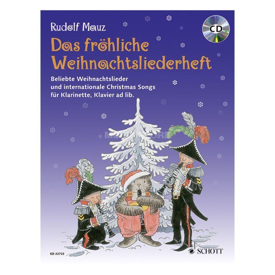 Weihnachtslieder International.Das Fröhliche Weihnachtsliederheft