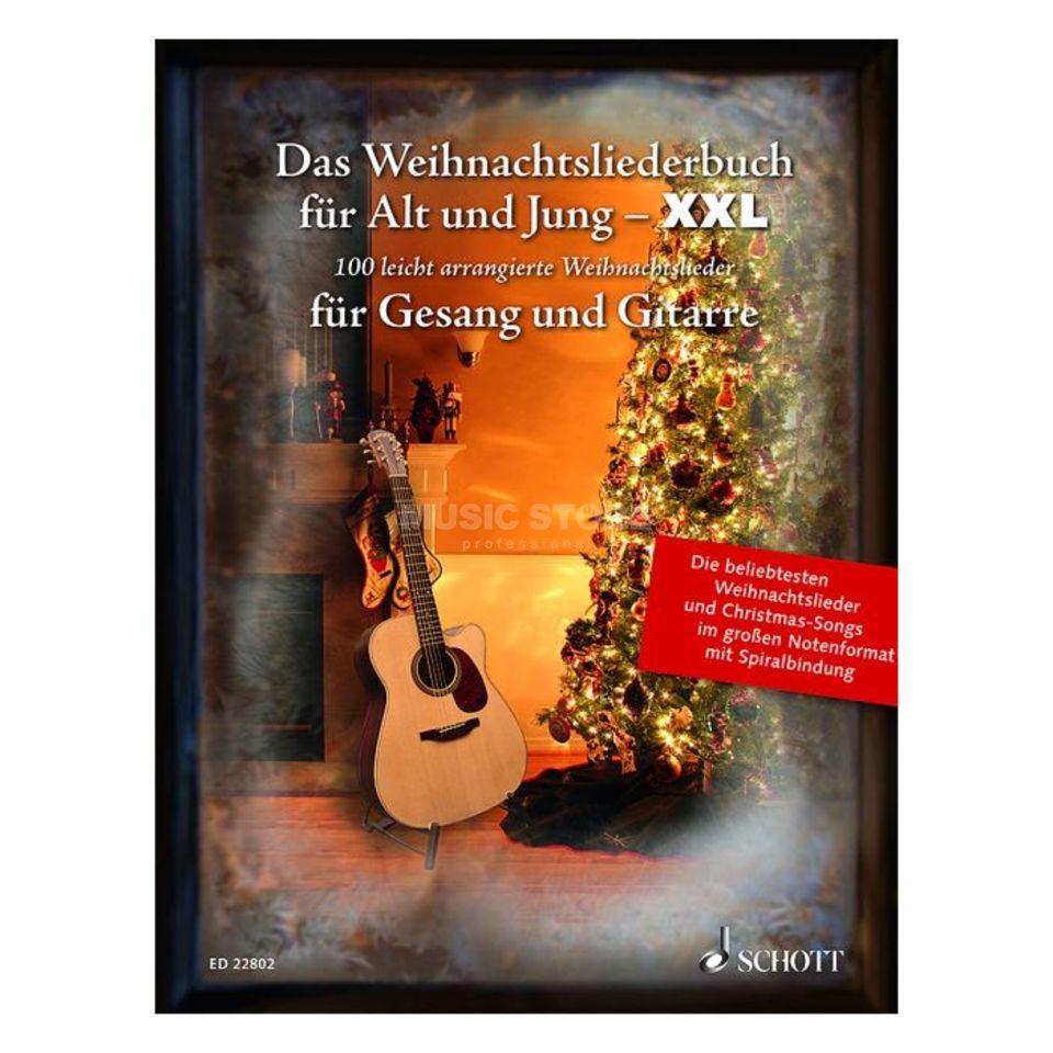 Weihnachtslieder Modern Deutsch.Das Weihnachtsliederbuch Für Alt Und Jung Xxl