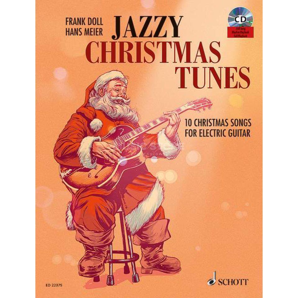 Schott Music Jazzy Christmas Tunes