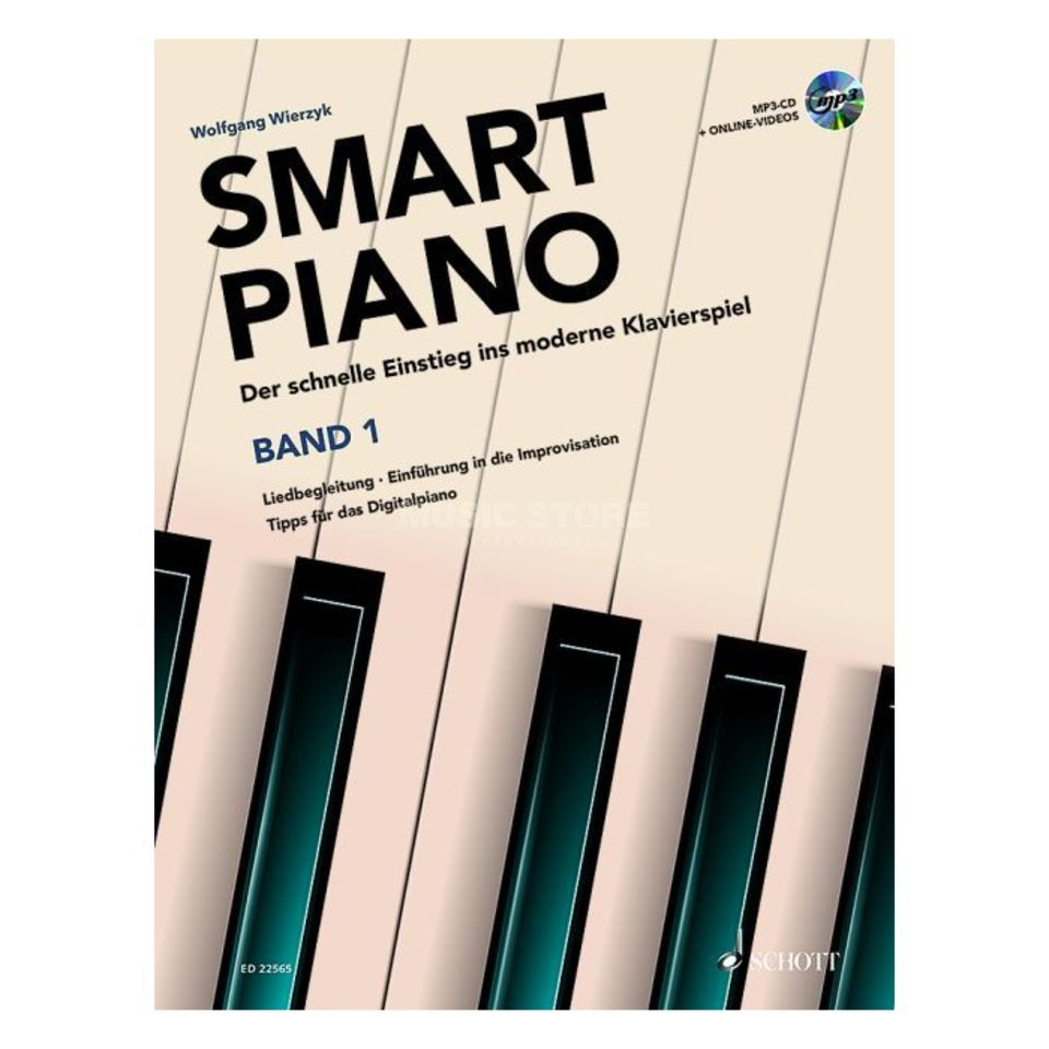 Schott Music Smart Piano Product Image