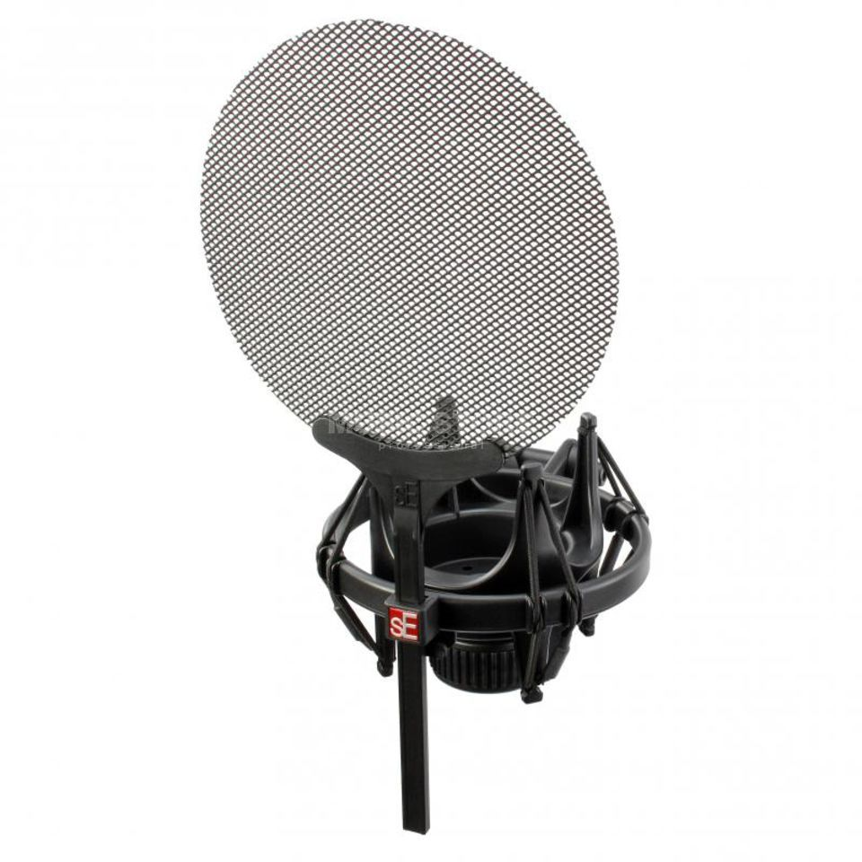 SE electronics Isolation Pack Shock Mount & Pop-Filter Produktbild