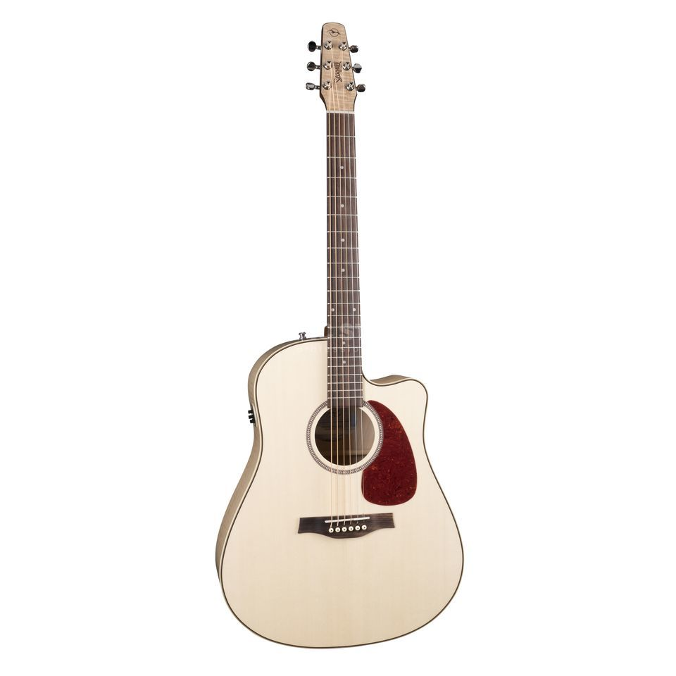 Seagull Performer CW Flame Maple HG QI  Produktbillede