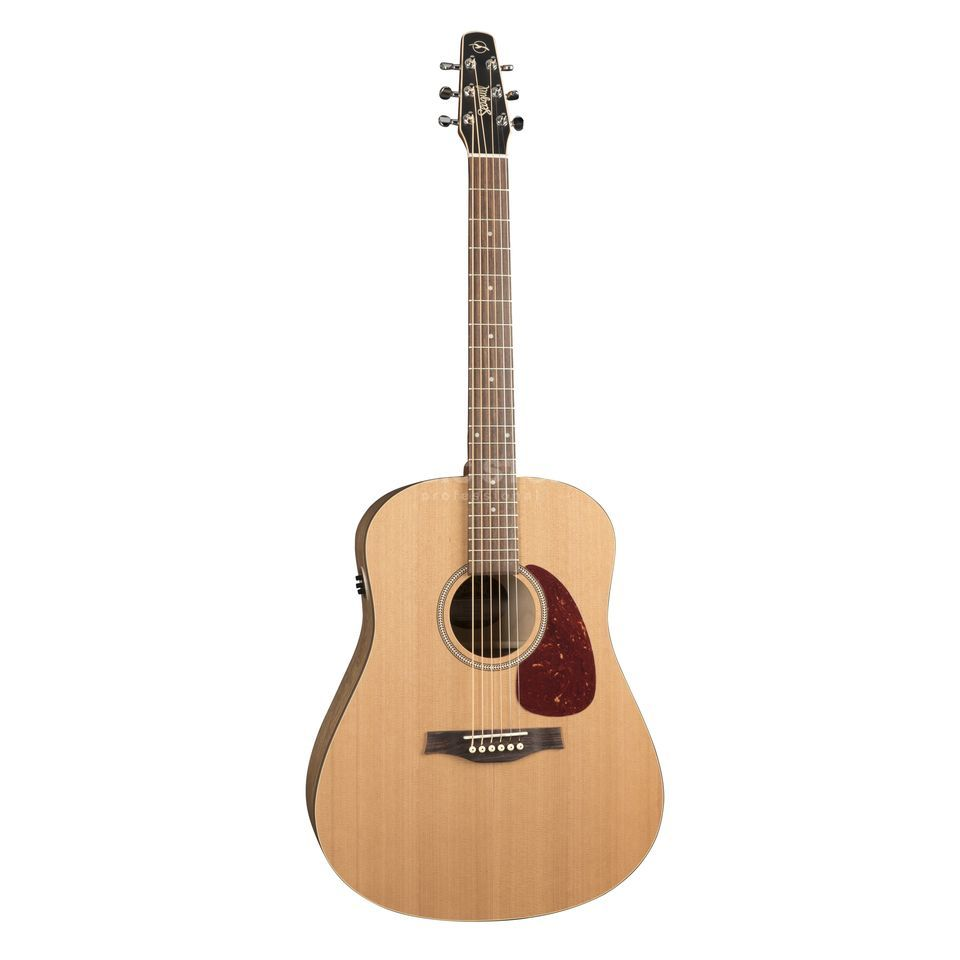 Seagull S 6 THE ORIGINAL QUANTUM EQ solid Cedar Top, incl. PU Produktbillede