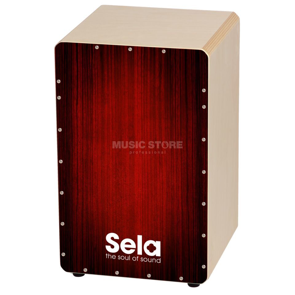 Sela Varios Cajon Red  Product Image