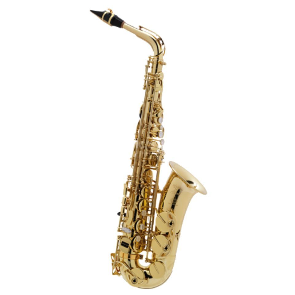 SeleS Axos Eb Alt Saxophon made by Selmer in  France Produktbild