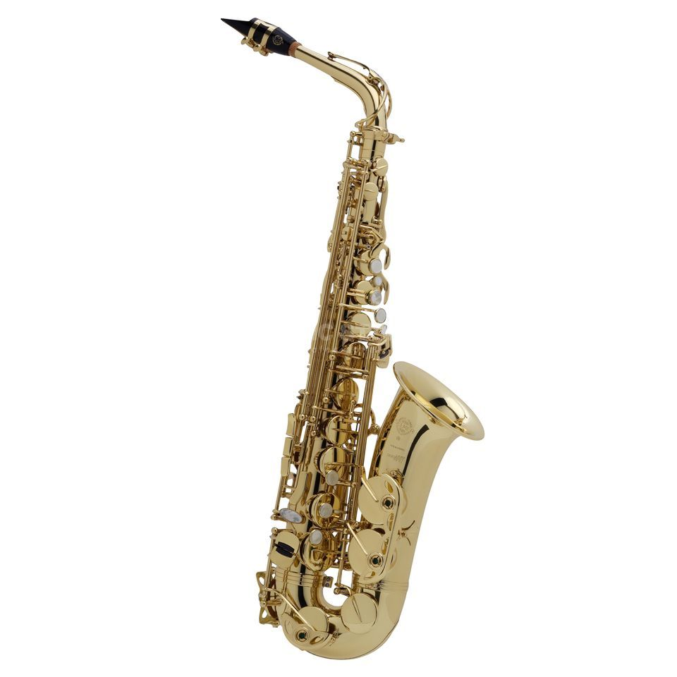 Selmer SE-A3L Eb-Alto Saxophone Series III, Gold Lacquer Product Image