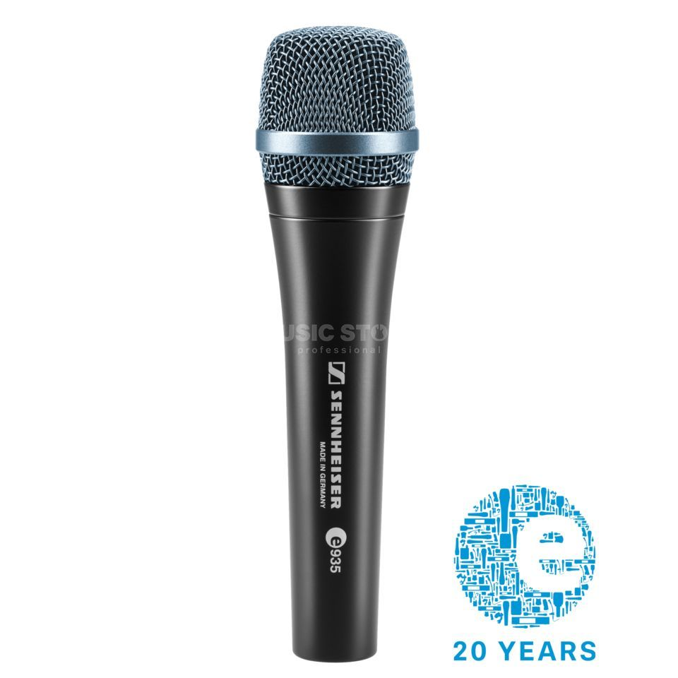 Sennheiser E 935 Dynamic Vocal Microphone    Product Image
