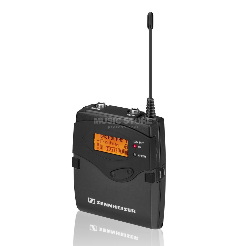 Sennheiser EK 2000-DW Pocket reciever Product Image