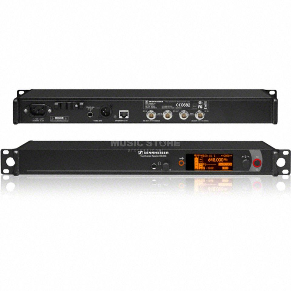 Sennheiser EM 2000-CW Single Receiver Produktbild