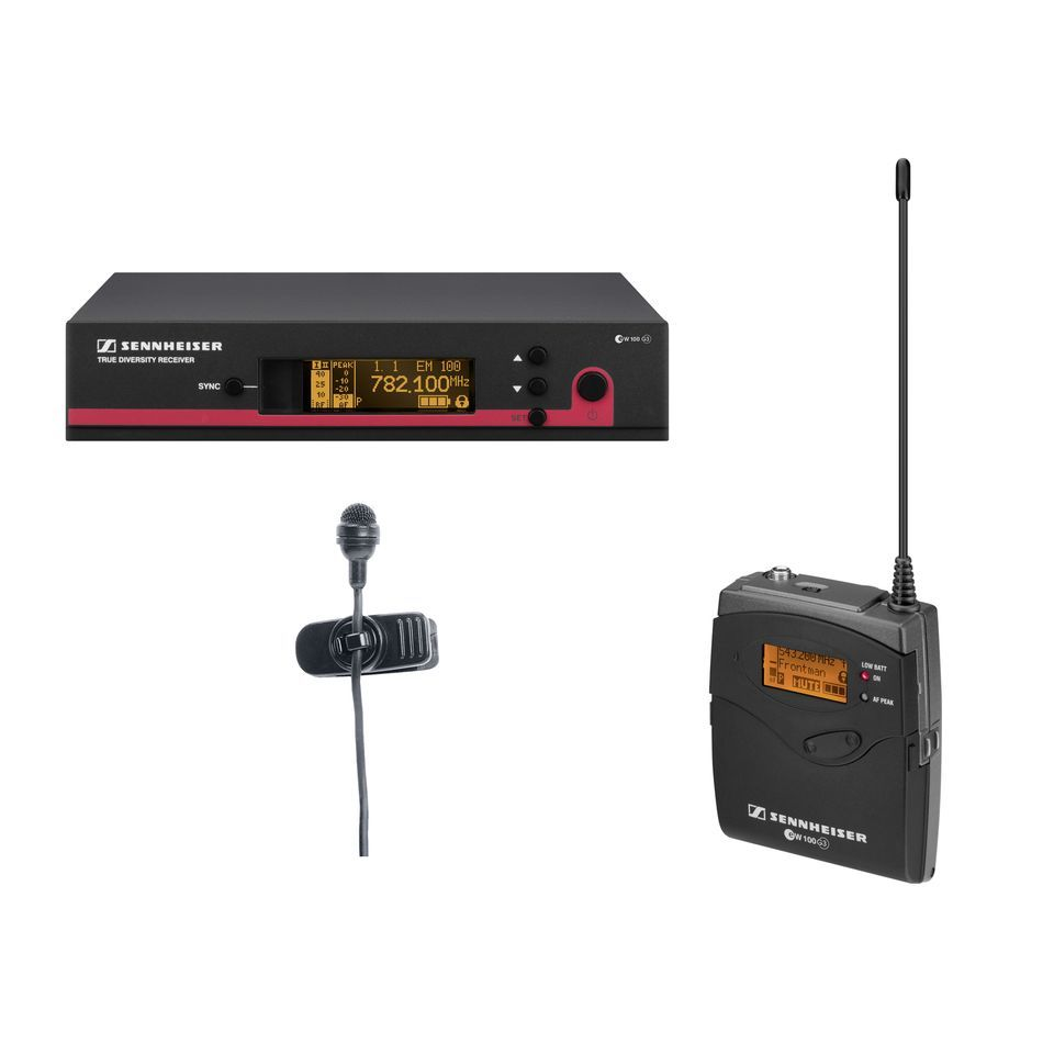 Sennheiser ew 122-B G3 Presenter Set Produktbild