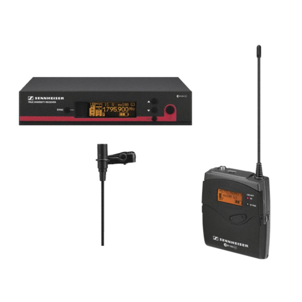 Sennheiser ew 122 G3-1G8 Presenter Set Produktbild