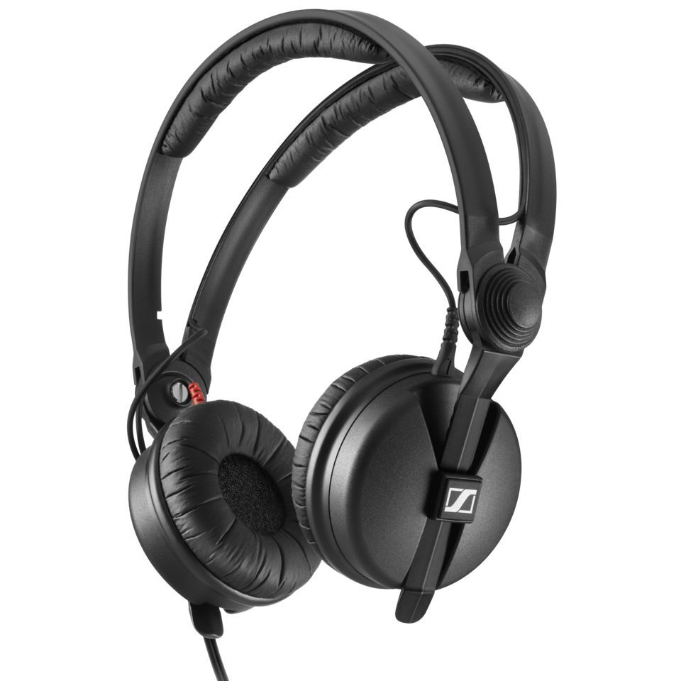 Sennheiser HD 25 PLUS Closed-Back Headphones Product Image