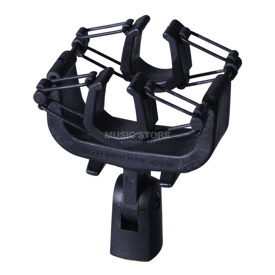 Sennheiser MZS 40 shock mount for MKH 20 and MKH 40-70 Produktbillede