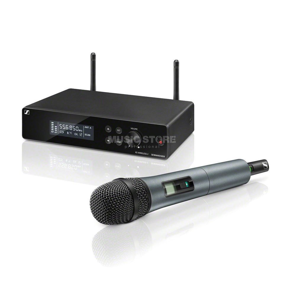 Sennheiser XSW 2-865-A Vocal Set Product Image