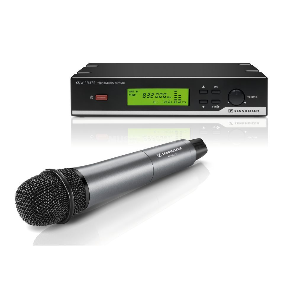 Sennheiser XSW 35-C, 766-790MHz Vocal Set Product Image
