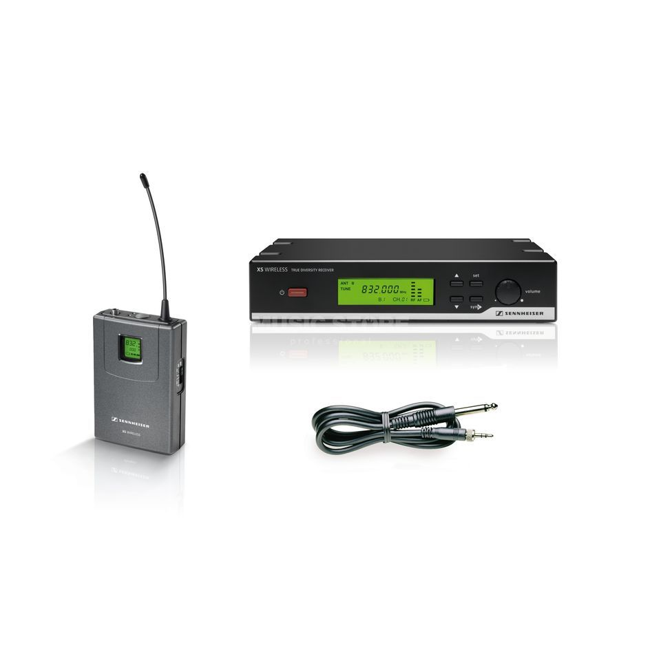 Sennheiser XSW 72-GB, 606-630MHz Instrument Set Product Image