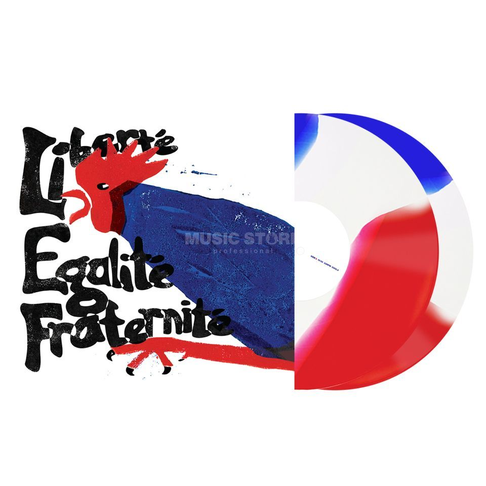 Serato Control Vinyl France Country Produktbillede