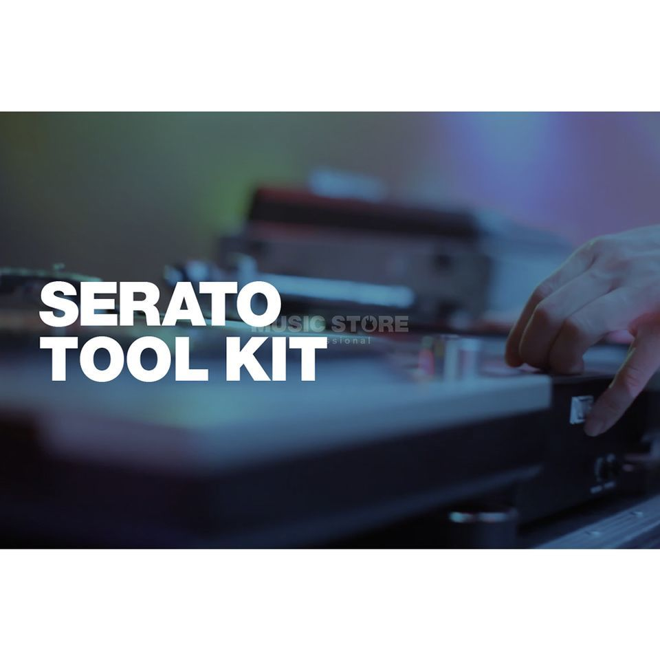 Serato DJ Tool-Kit (scratchcard) Product Image