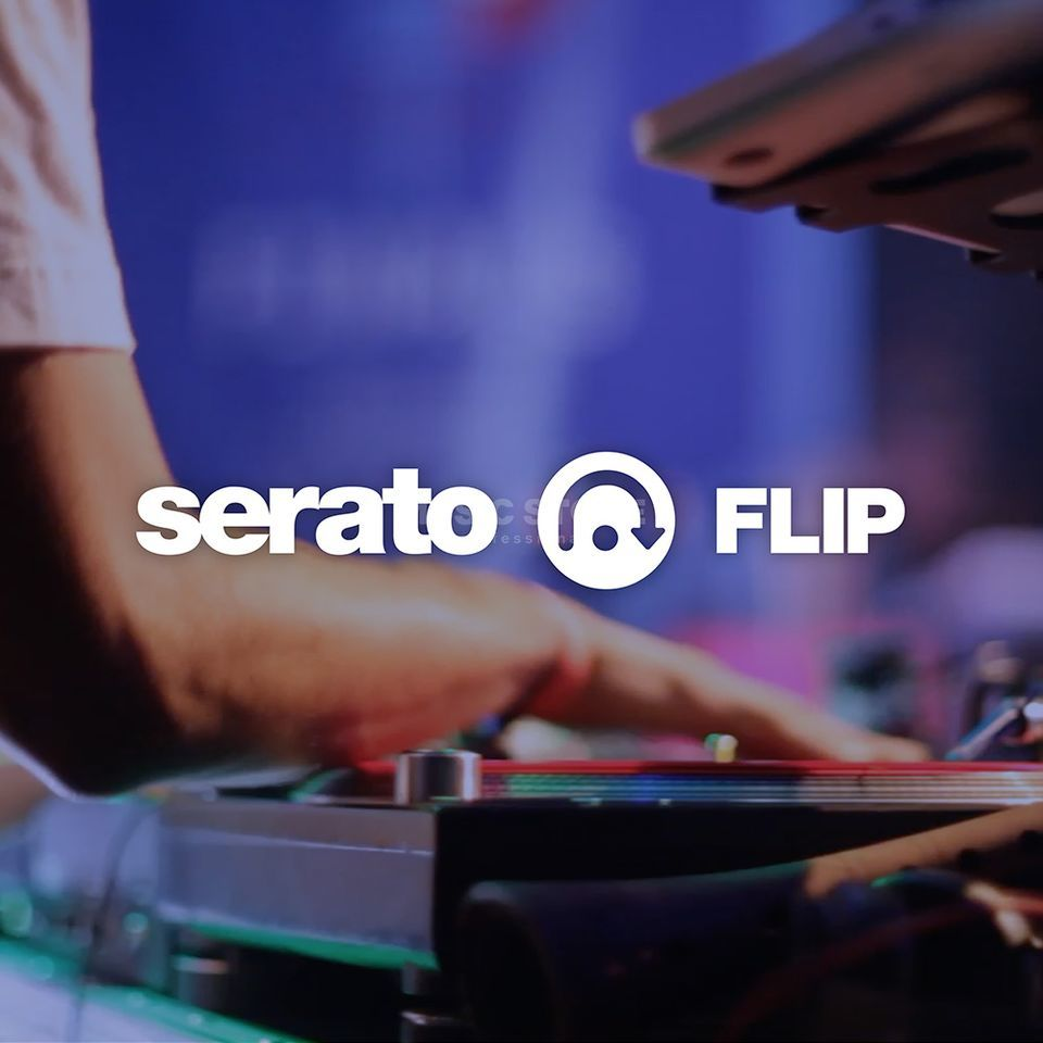 Serato Flip (DOWNLOAD) | DV247 | en-GB