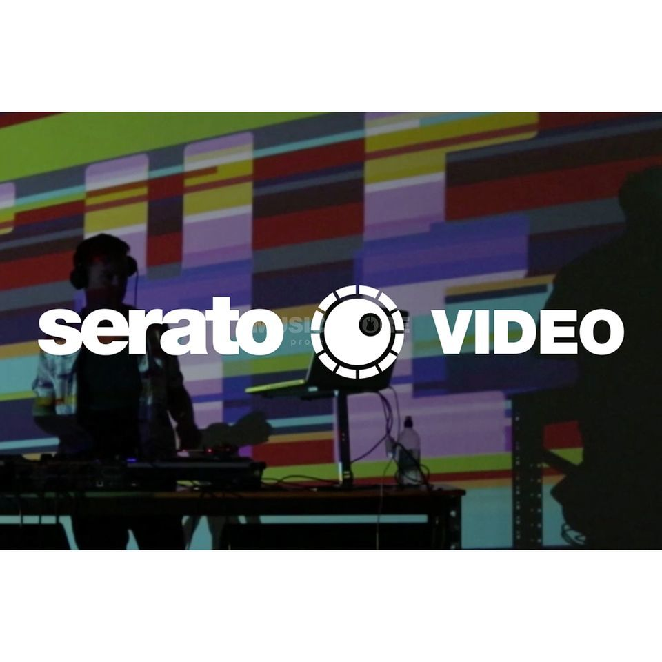 Serato Video (scratchcard) Product Image